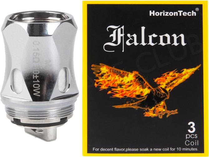 Falcon Replacement Coil 3Pack - M1-coils
