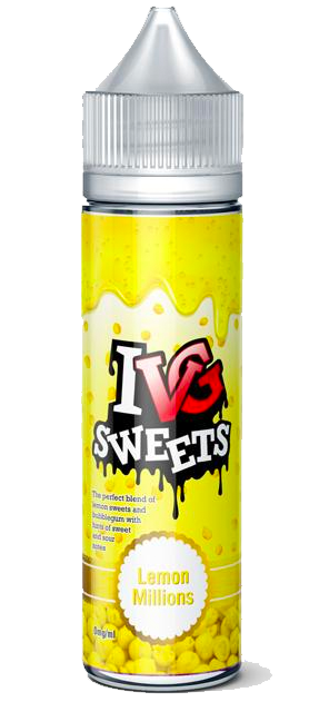 I VG SWEETS MILLIONS - Lemon-2