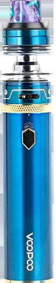 VooPoo Caliber with UFORCE Sub-Ohm Tank Starter Kit - Rainbow