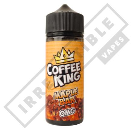 COFFEE KING 120ML BOTTLE - Maple-bar