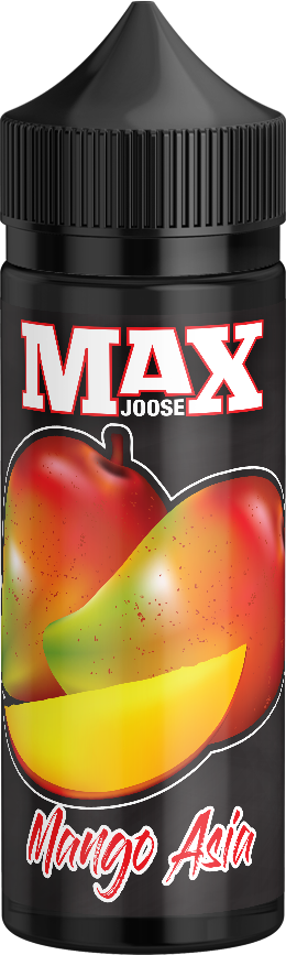 MAX JOOSE 100ml bottles - Mango-6