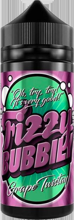FIZZY BUBBILY ** 100ML ** - Grape-twistay