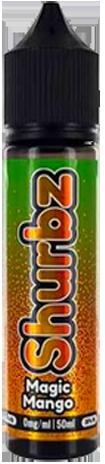 SHURBZ 50ml - Magic-mango