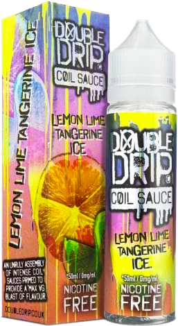 Double Drip - Lemon-lime-tangerine-ice