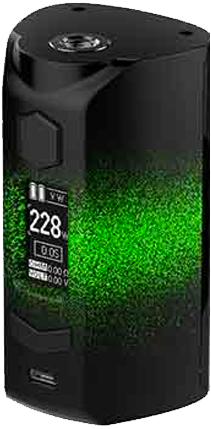Rinco Manto S 228W - Black-green