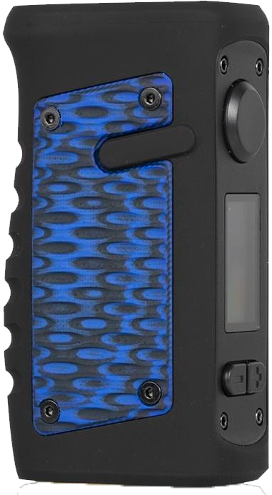 Vandy Vape - Jackaroo TC MOD ONLY - Blue-porcelain