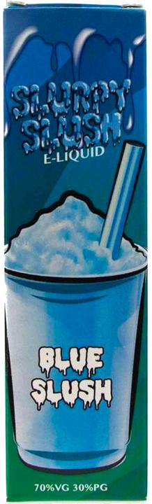SLURPY SLUSH - Blue-slush