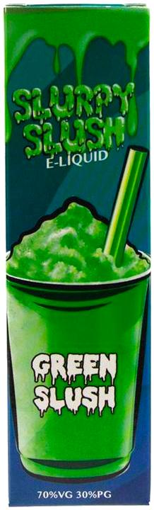 SLURPY SLUSH - Green-slush