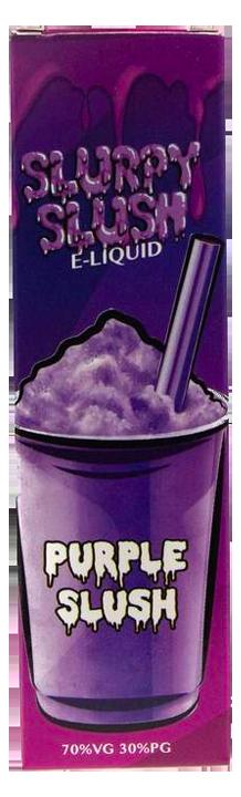 SLURPY SLUSH - Purple-slush