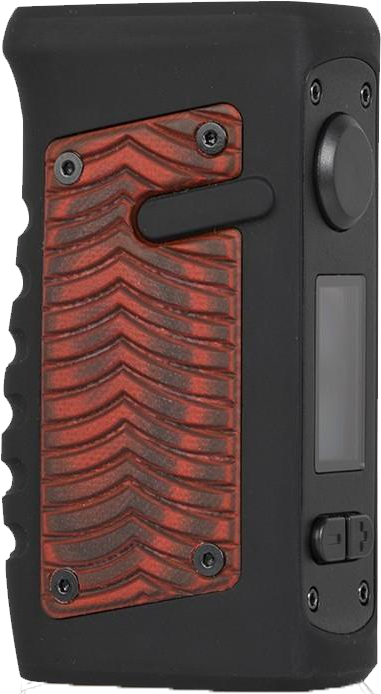 Vandy Vape - Jackaroo TC MOD ONLY - Red-ridge