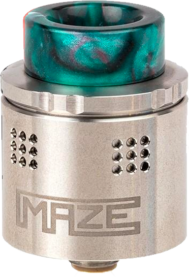 VANDY VAPE MAZE RDA - Stainless-steel