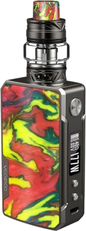 VOOPOO DRAG 2 PLATINUM - Fire-cloud