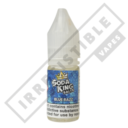 SODA KING SALTS £3.99 EACH OR 3 FOR £10 **USE DISCOUNT CODE 3FOR10** - Blue-razz