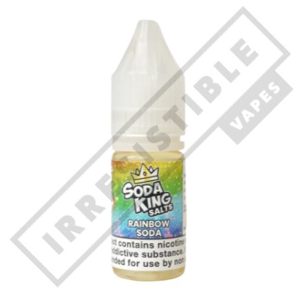 SODA KING SALTS £3.99 EACH OR 3 FOR £10 **USE DISCOUNT CODE 3FOR10** - Rainbow-soda
