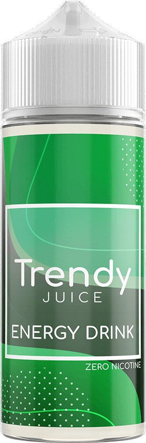 Trendy Juice (100ml) - Energy-drink-green-monster