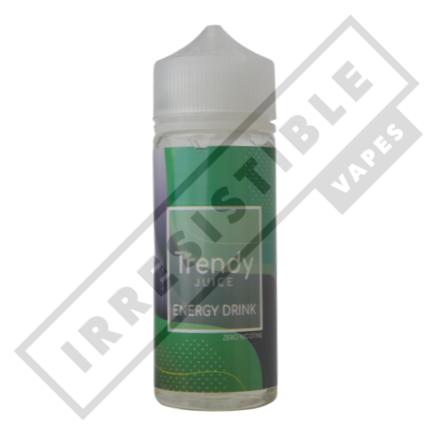 Trendy Juice (100ml) - Energy-drink-green-monster