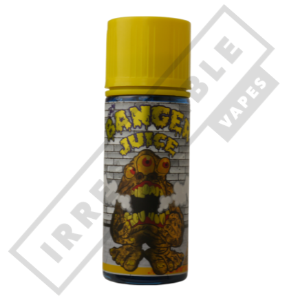 Banger Juice 100ml - Blackcurrant-bubblegum
