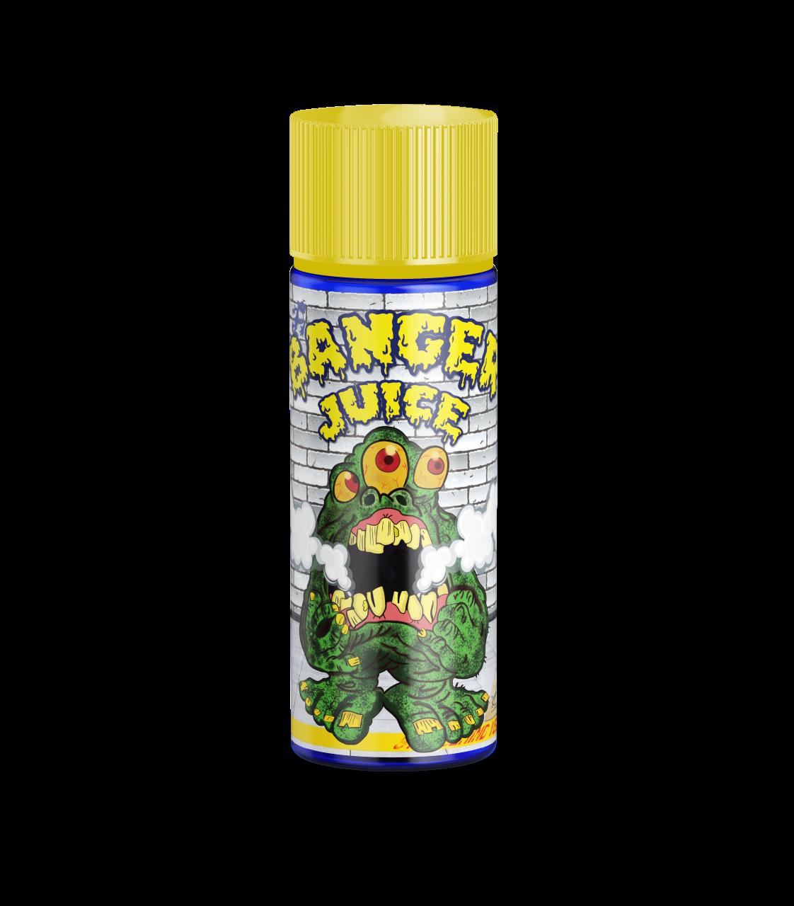 Banger Juice 100ml - Honeydew-vanilla-ice-cream
