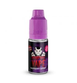 Vampire Vape 50/50 10mls 3 for £10 deal (USE DISCOUNT CODE 3for10 AT THE CHECKOUT) - Raspberry-sorbet