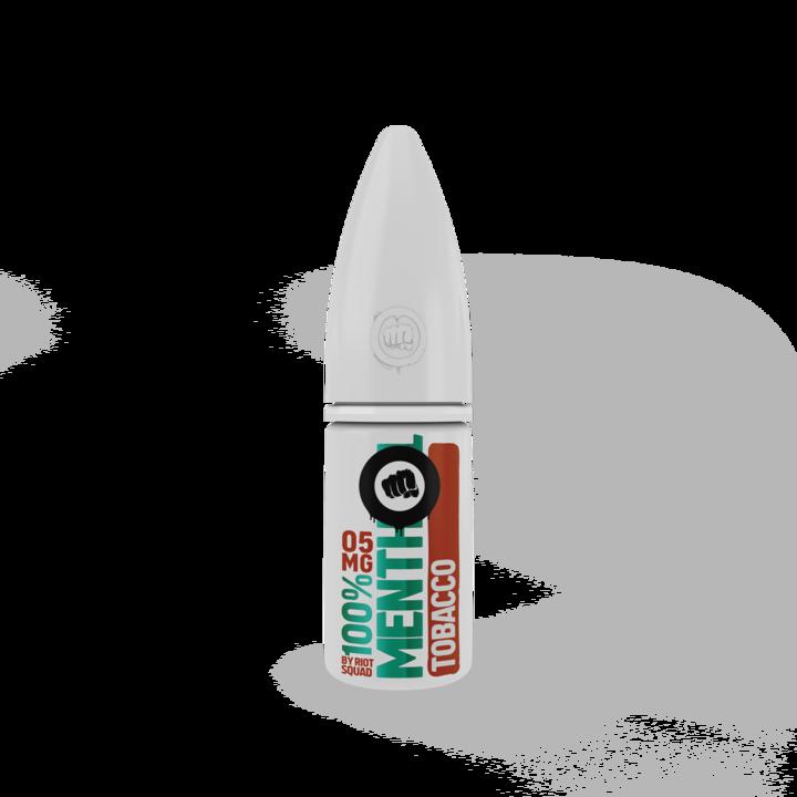 Riot Squad Nicotine Salts - Tobacco-menthol
