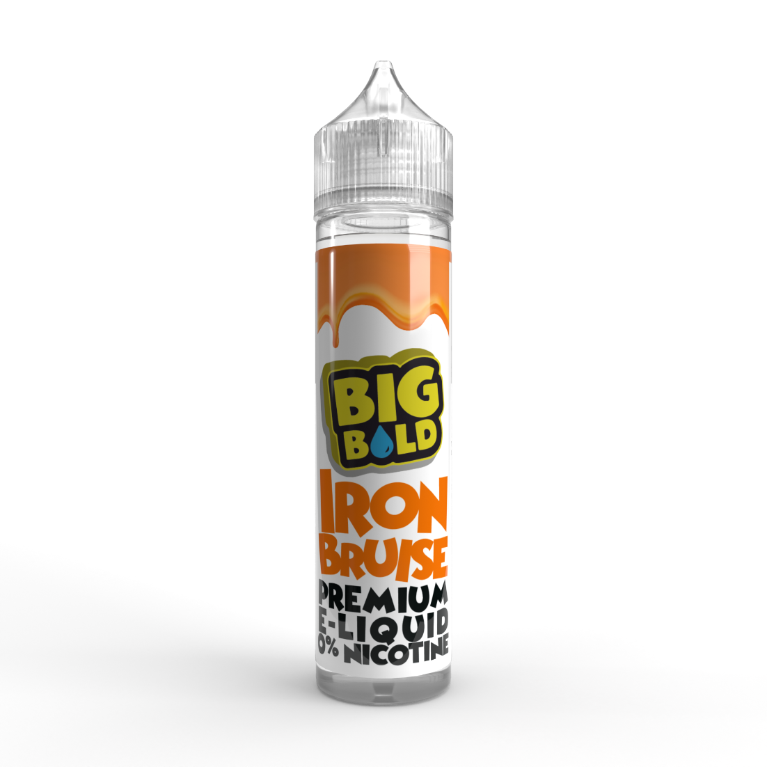 BIG BOLD 50MLS £12 - Iron-bruise