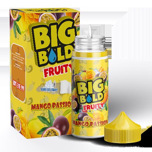 Big Bold Fruity 100mls - Mango-passion