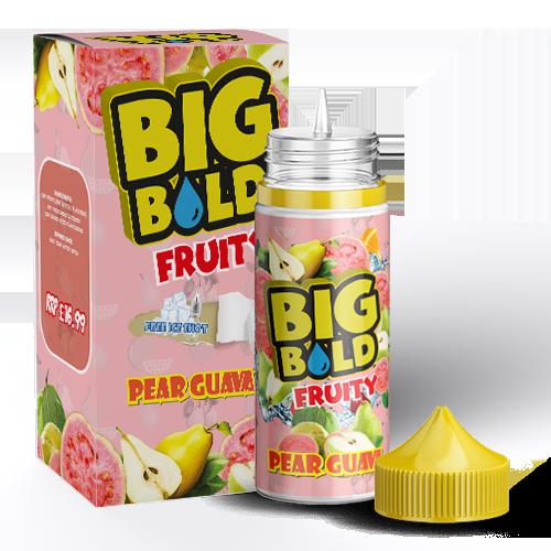 Big Bold Fruity 100mls - Pear-guava