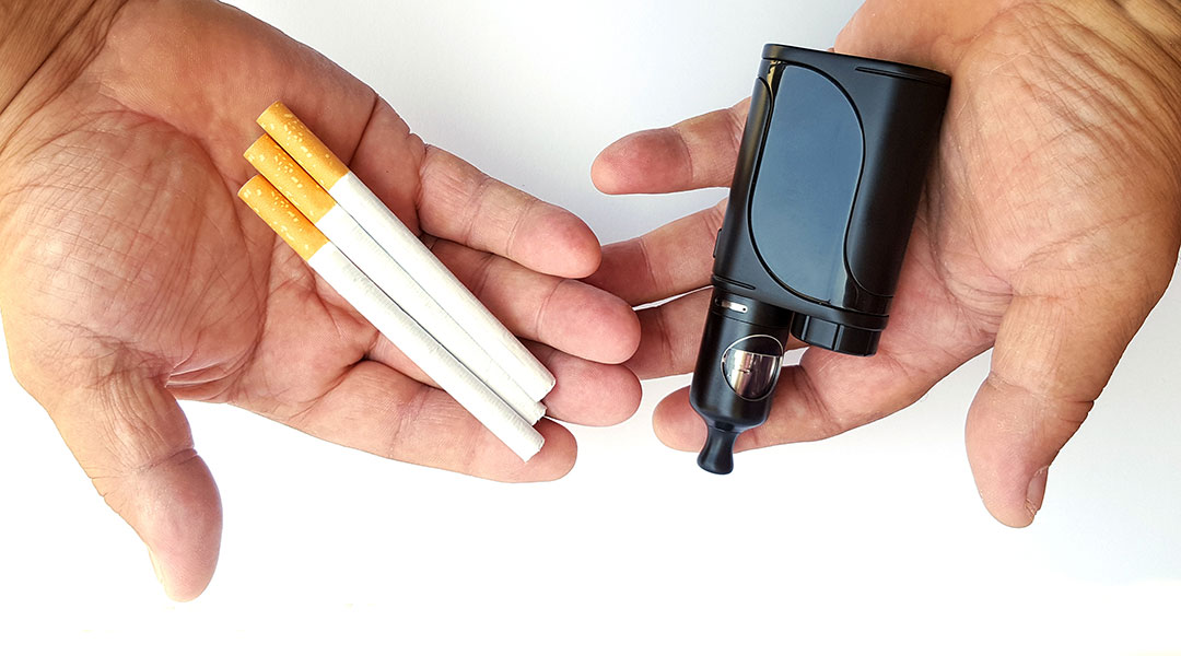 Can vaping help me stop smoking? featured image