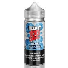 Keep it 100 - Blue-raspberry-slush