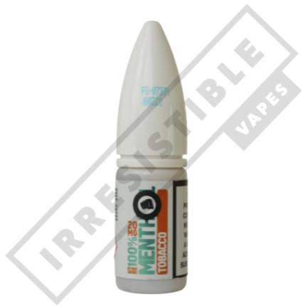 Riot Squad S:alt - Tobacco-menthol