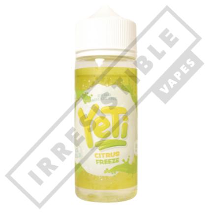 Yeti - Citrus-freeze